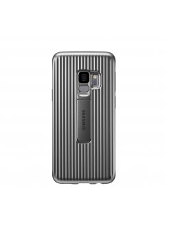 Калъф Оригинал Samsung Galaxy S9 EF-RG960CBEG Protective Standing Cover Silver