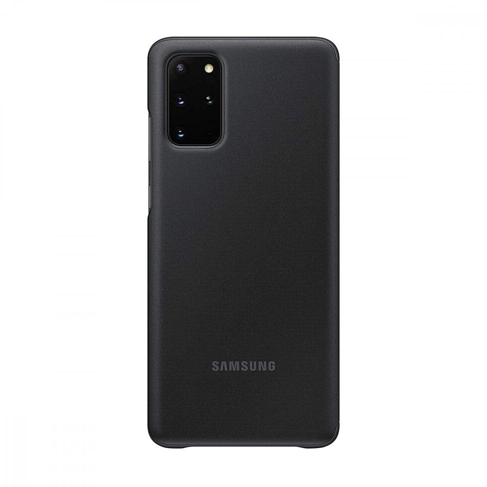 Калъф Оригинал Samsung Galaxy S20 Plus EF-ZG985CBEGEU Clear Cover