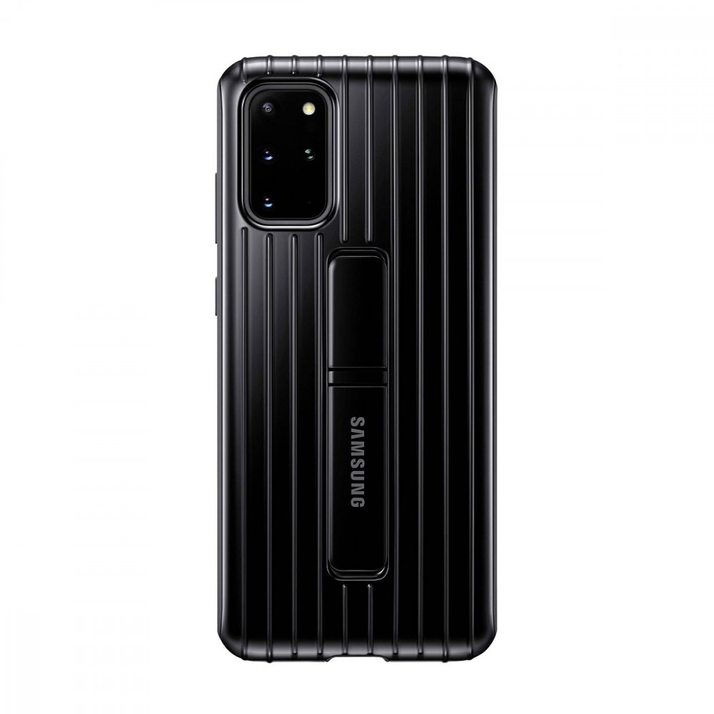 Калъф Оригинал Samsung Galaxy S20 Plus EF-RG985CBEGEU Protective Standing Cover, Black