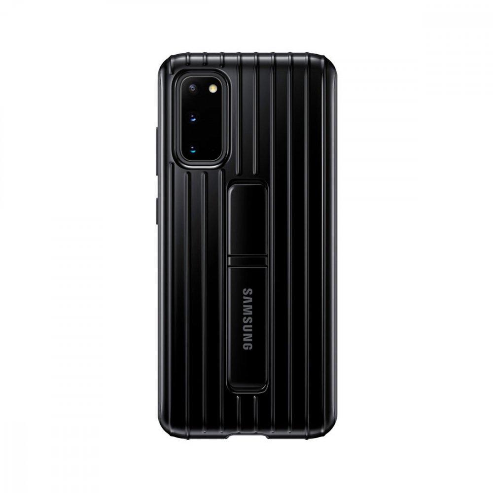 Калъф Оригинал Samsung Galaxy S20 EF-RG980CBEGEU Protective Standing Cover, Black