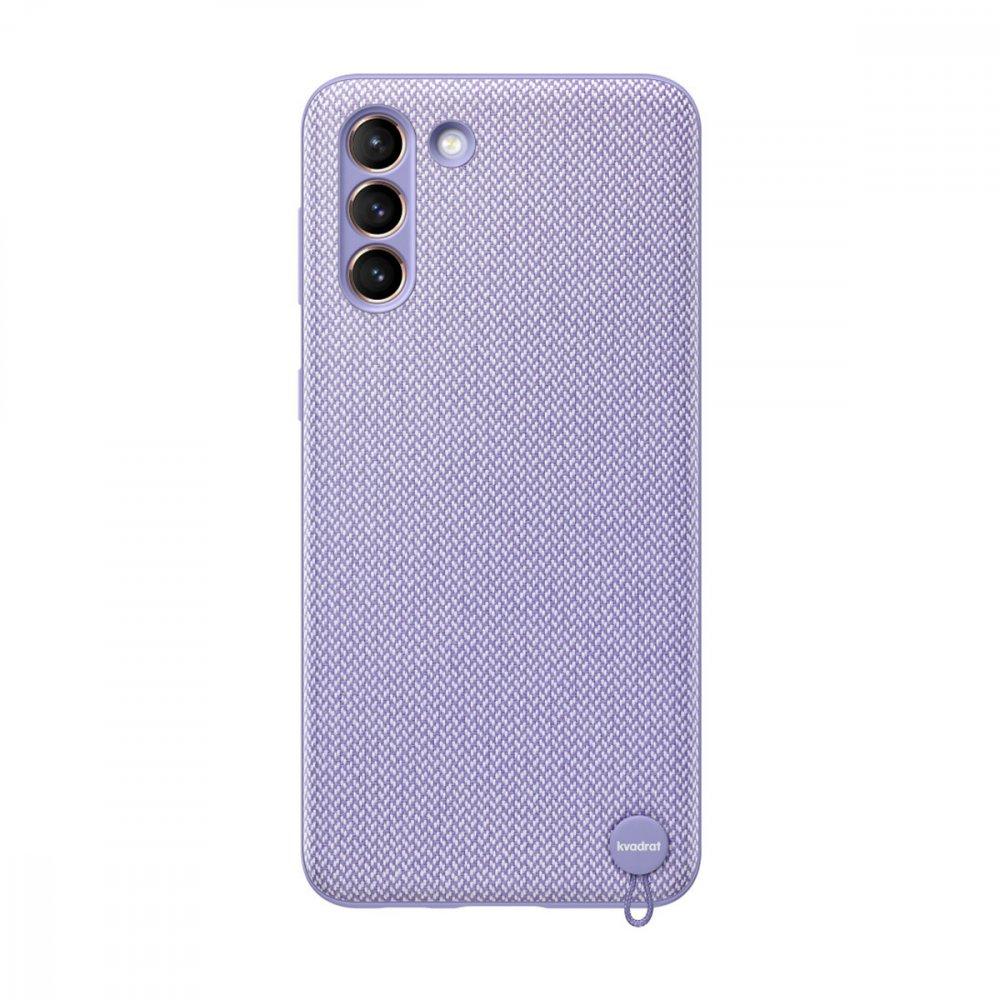 Калъф Оригинал Samsung Galaxy S21 Plus EF-XG996FVE Kvadrat Cover