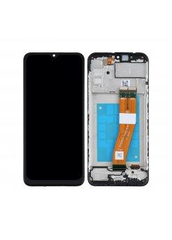 Оригинален дисплей за Samsung Galaxy A02s - Батерии и части