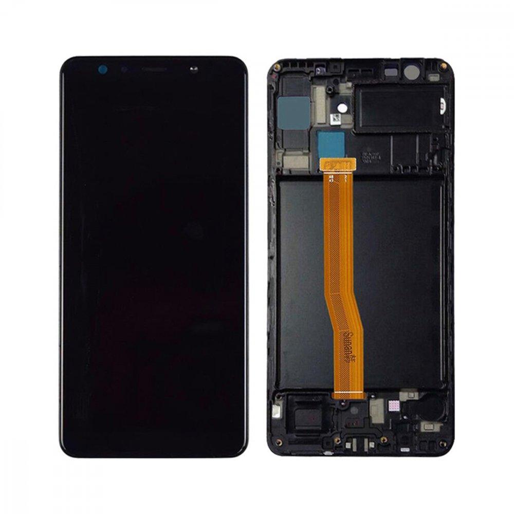Оригинален дисплей за Samsung Galaxy A7 2018