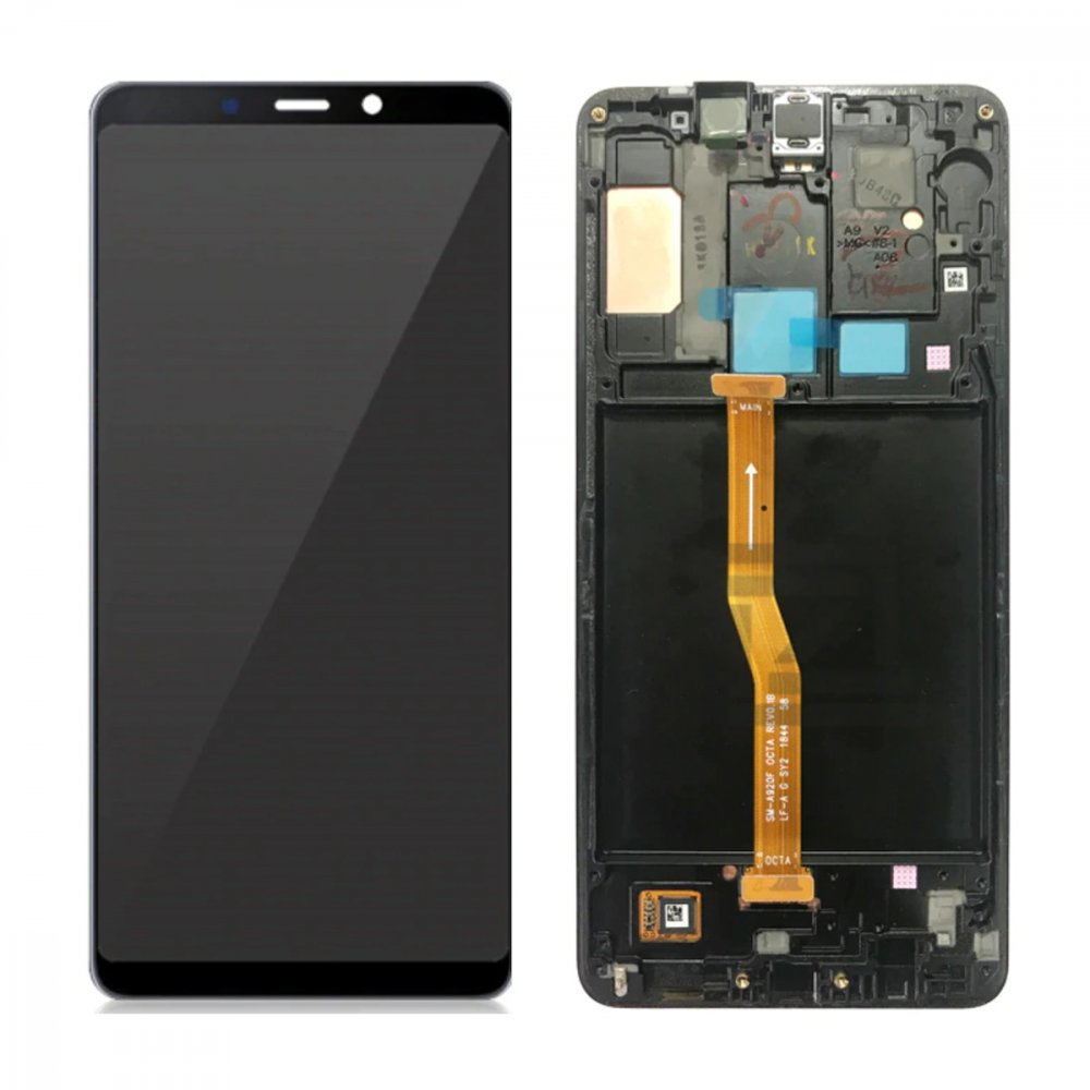 Оригинален дисплей за Samsung Galaxy A9 2018