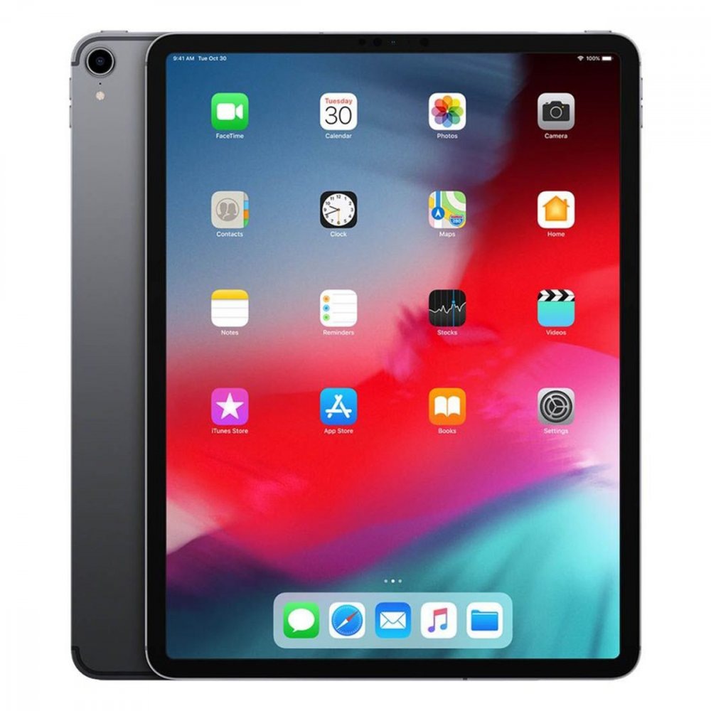 "Apple iPad Pro 2018 12.9"" Wi-Fi 64GB Space Gray"