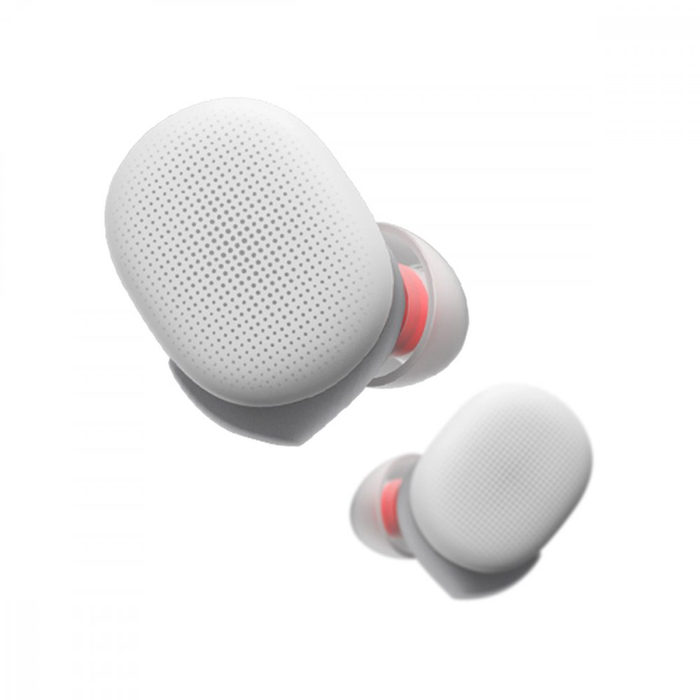 Безжични слушалки Xiaomi Amazfit PowerBuds White
