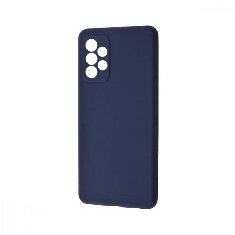 Калъф Samsung Galaxy A32 5G Silicone Cover Blue