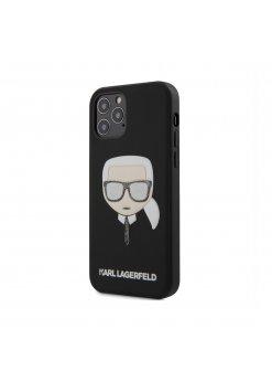 Калъф Karl Lagerfeld за Apple iPhone 12/12 Pro Black -