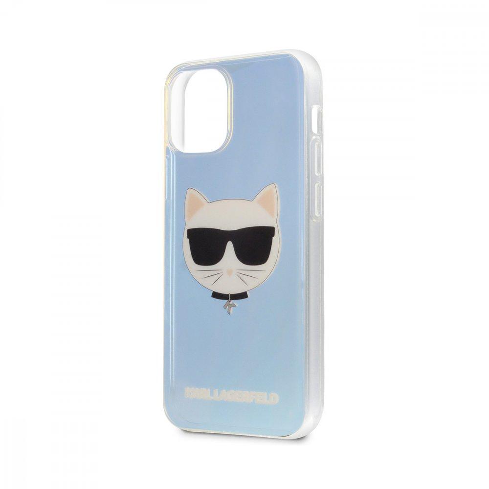 Калъф Karl Lagerfeld за Apple iPhone 12/12 Pro Blue