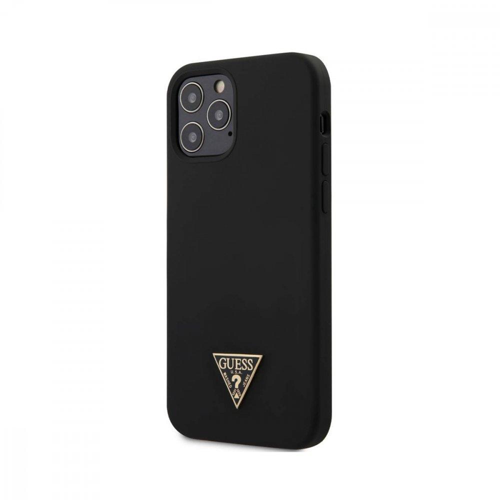 Калъф Guess за Apple iPhone 12/12 Pro Black