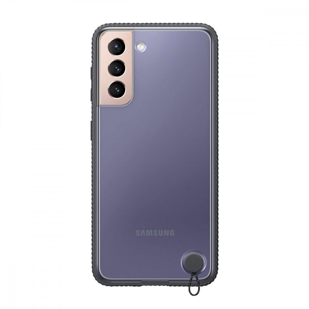 Калъф Оригинал Samsung Galaxy S21 Plus EF-GG996CBE Clear Protective Cover