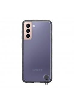 Калъф Оригинал Samsung Galaxy S21 Plus EF-GG996CBE Clear Protective Cover -