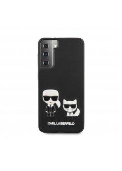 Калъф Karl Lagerfeld за Samsung Galaxy S21 Black - Калъфи