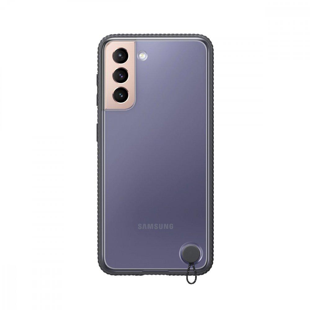 Калъф Оригинал Samsung Galaxy S21 EF-GG991CBE Clear Protective Cover