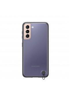 Калъф Оригинал Samsung Galaxy S21 EF-GG991CBE Clear Protective Cover - Аксесоари