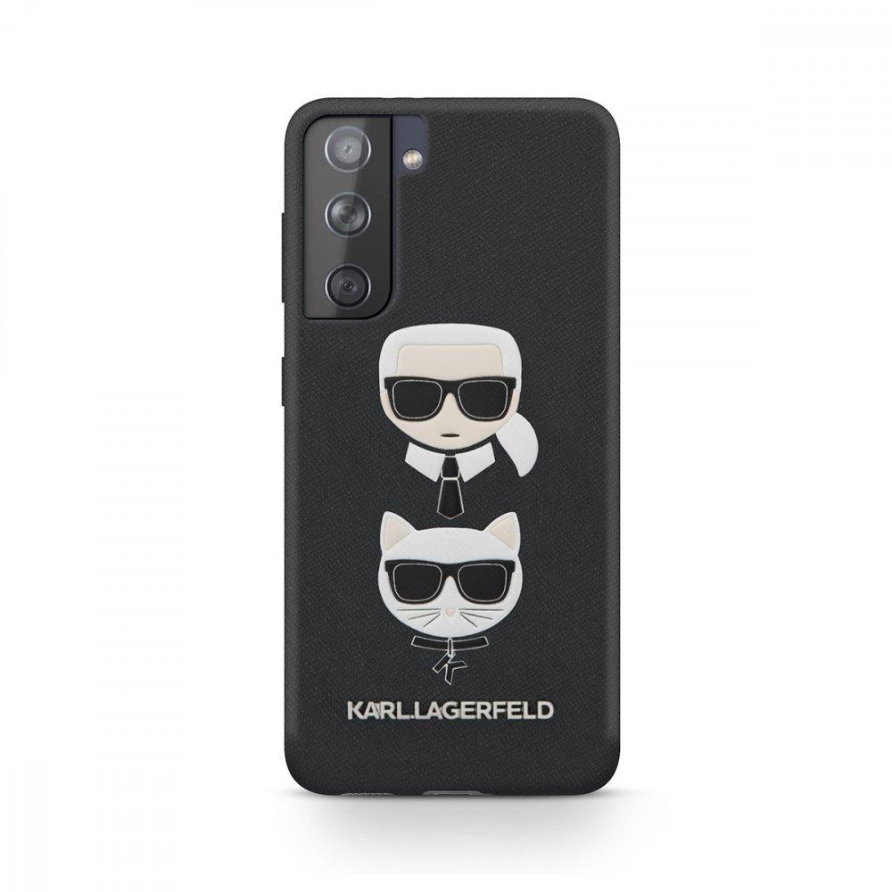 Калъф Karl Lagerfeld за Samsung Galaxy S21 Gray