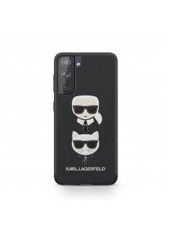 Калъф Karl Lagerfeld за Samsung Galaxy S21 Gray - Калъфи