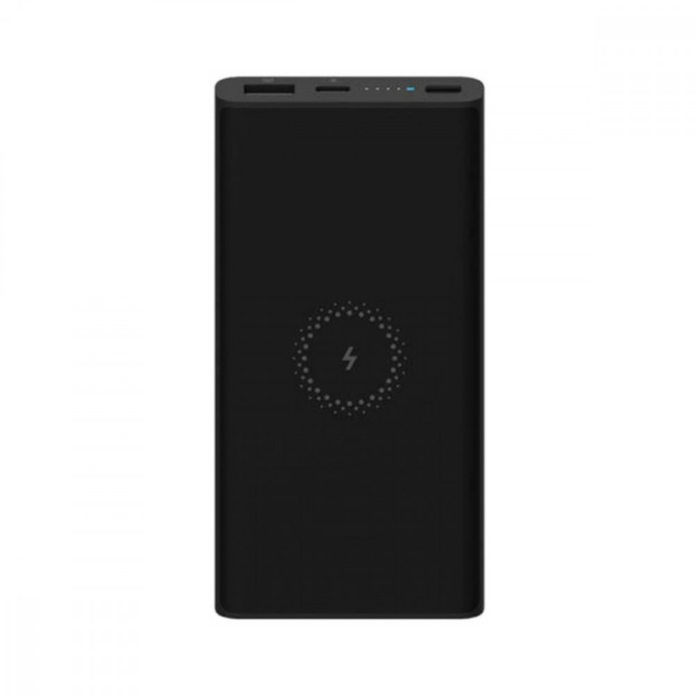Външна батерия Power Bank Xiaomi Wireless Essential 10000 mAh Black