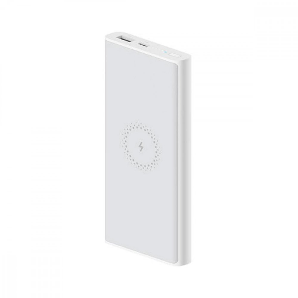 Външна батерия Power Bank Xiaomi Wireless Essential 10000 mAh White