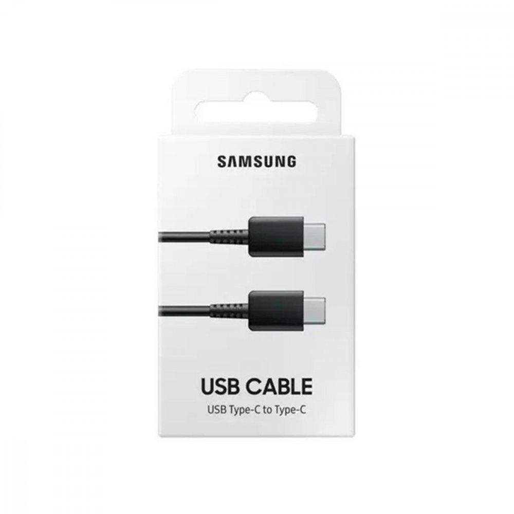 Кабел Samsung Type-C към Type-C Black