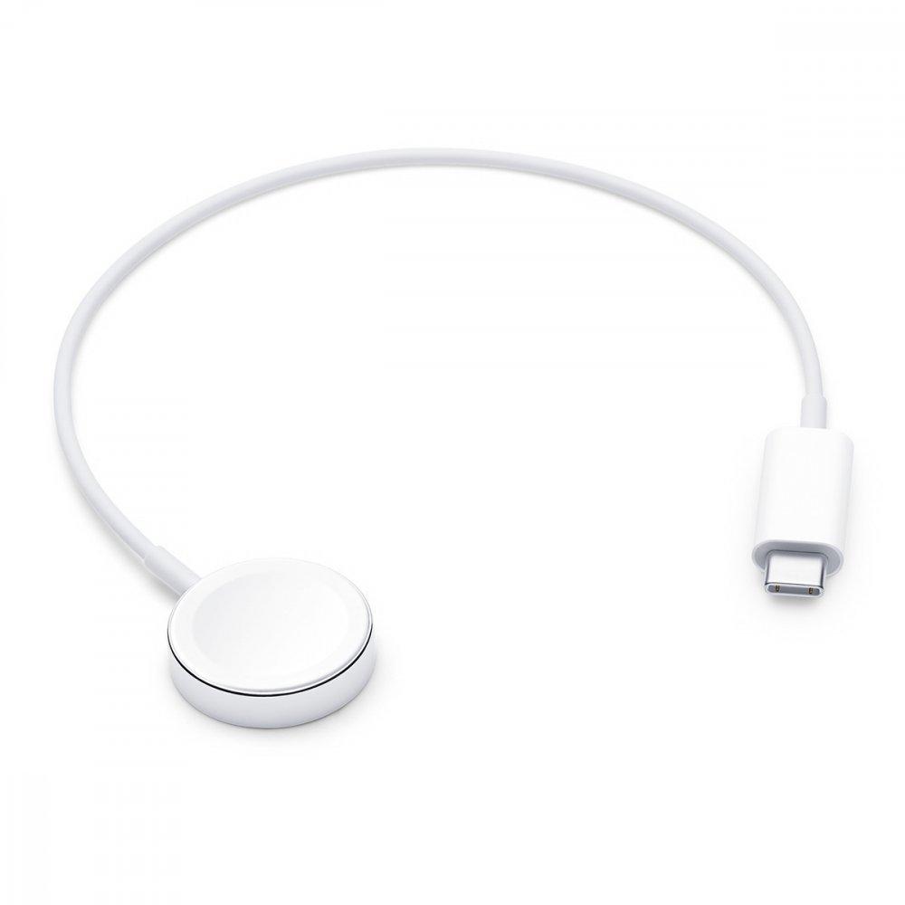 Магнетичен кабел Type-C за зареждане за Apple Watch 0.3м
