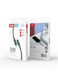 Кабел XO-NB-Q168 USB-C към USB-C - USB кабели