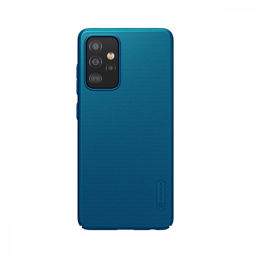 Калъф  Nillkin Super Frosted за Samsung Galaxy A52 Blue