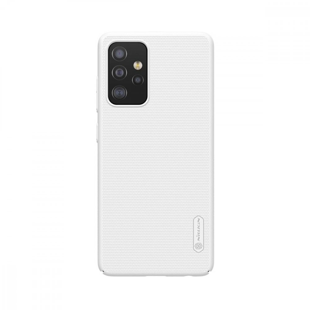 Калъф  Nillkin Super Frosted за Samsung Galaxy A72 White
