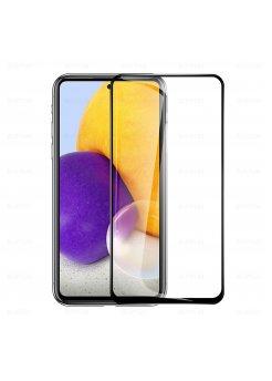 Стъклен протектор с рамка Samsung Galaxy A72 5G - Стъклени протектори