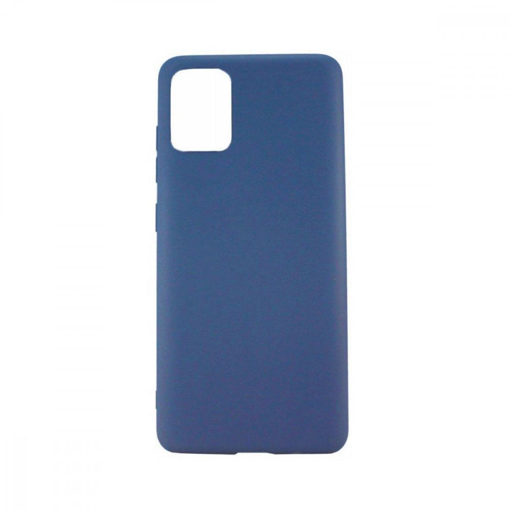 Калъф Samsung Galaxy A72 Silicone Cover Blue