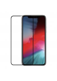 Стъклен протектор Apple iPhone 11 Pro Max 3D Full Cover Black