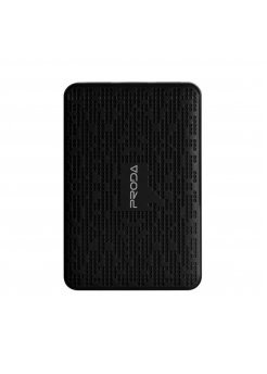Power Bank PRODA 12 000mAh Black
