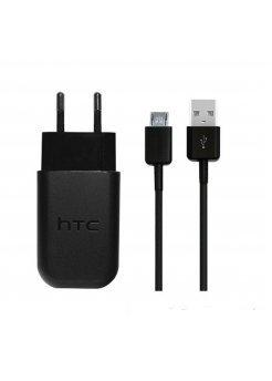 Зарядно устройство HTC с micro USB