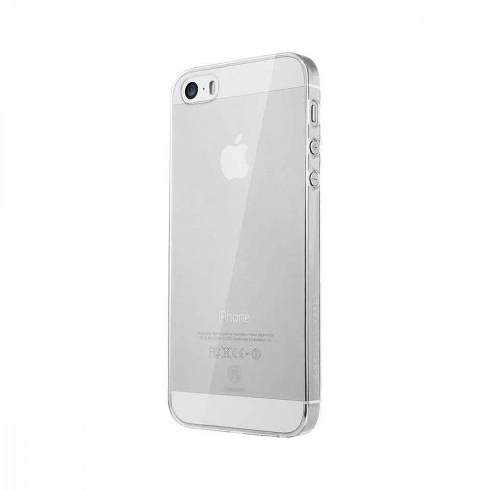 Калъф Apple iPhone 5/5S/SE Baseus Sky Case White