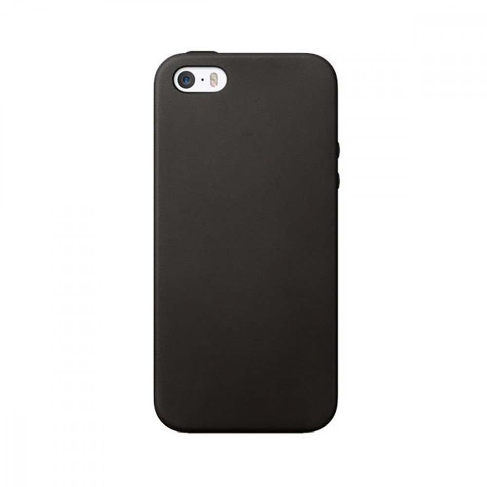 Калъф Apple iPhone 5/5S/SE X-Level AntiSlip Black