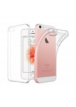 Калъф Apple iPhone 5/5S/SE X-Level AntiSlip White