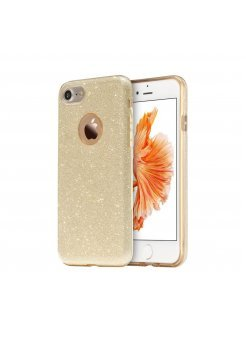 Калъф Apple iPhone 7/8 Usams Bling Gold