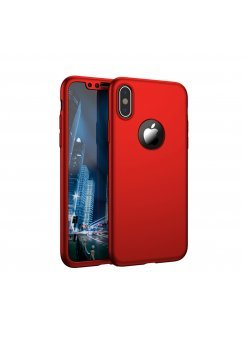 Калъф Apple iPhone X/XS Joyroom 360 Case Red