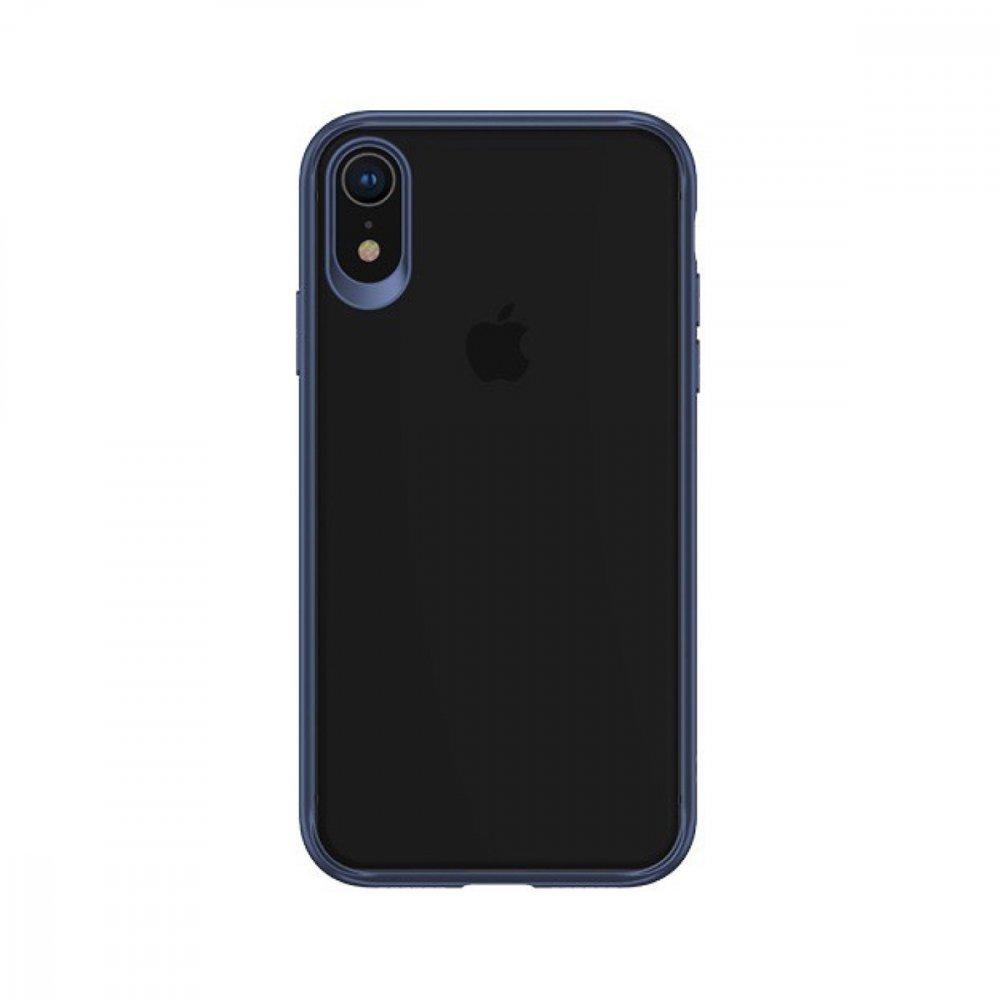 Калъф Apple iPhone XR Usams Mant Blue