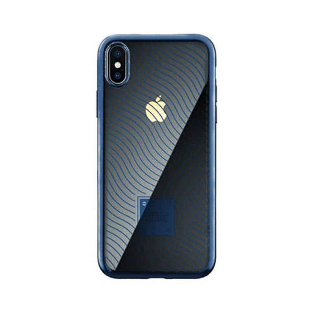 Калъф Apple iPhone XR Proda Mouss Blue