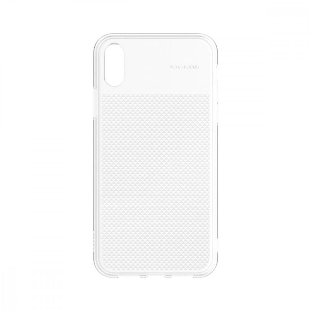 Калъф Apple iPhone XR Baseus Glistening Case White