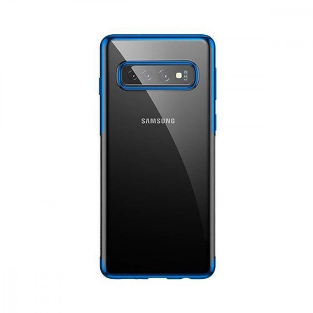 Калъф Samsung Galaxy S10 Baseus Shining Case Blue