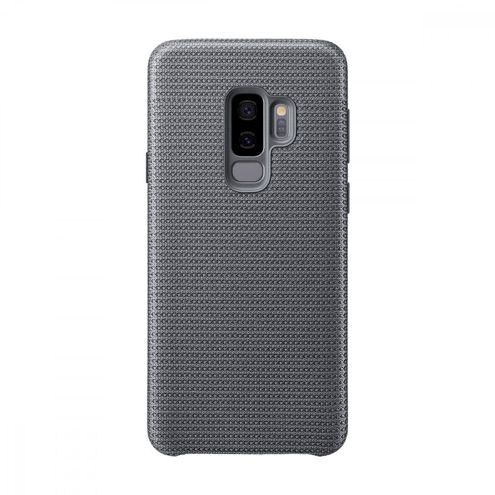 Калъф Оригинал Samsung Galaxy S9 Plus EF-GG965 Hyperknit Cover Gray