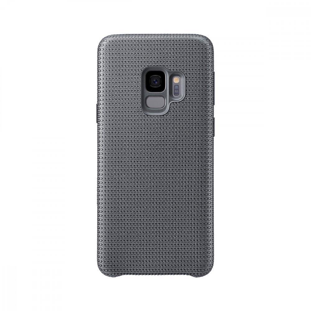 Калъф Оригинал Samsung Galaxy S9 EF-GG960 Hyoerknit Cover Gray