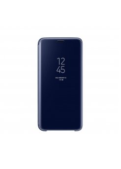 Калъф Оригинал Samsung Galaxy S9 EF-ZG960 Clear View Standing Cover Blue