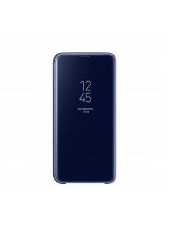 Калъф Оригинал Samsung Galaxy S9 EF-ZG960 Clear View Standing Cover Blue