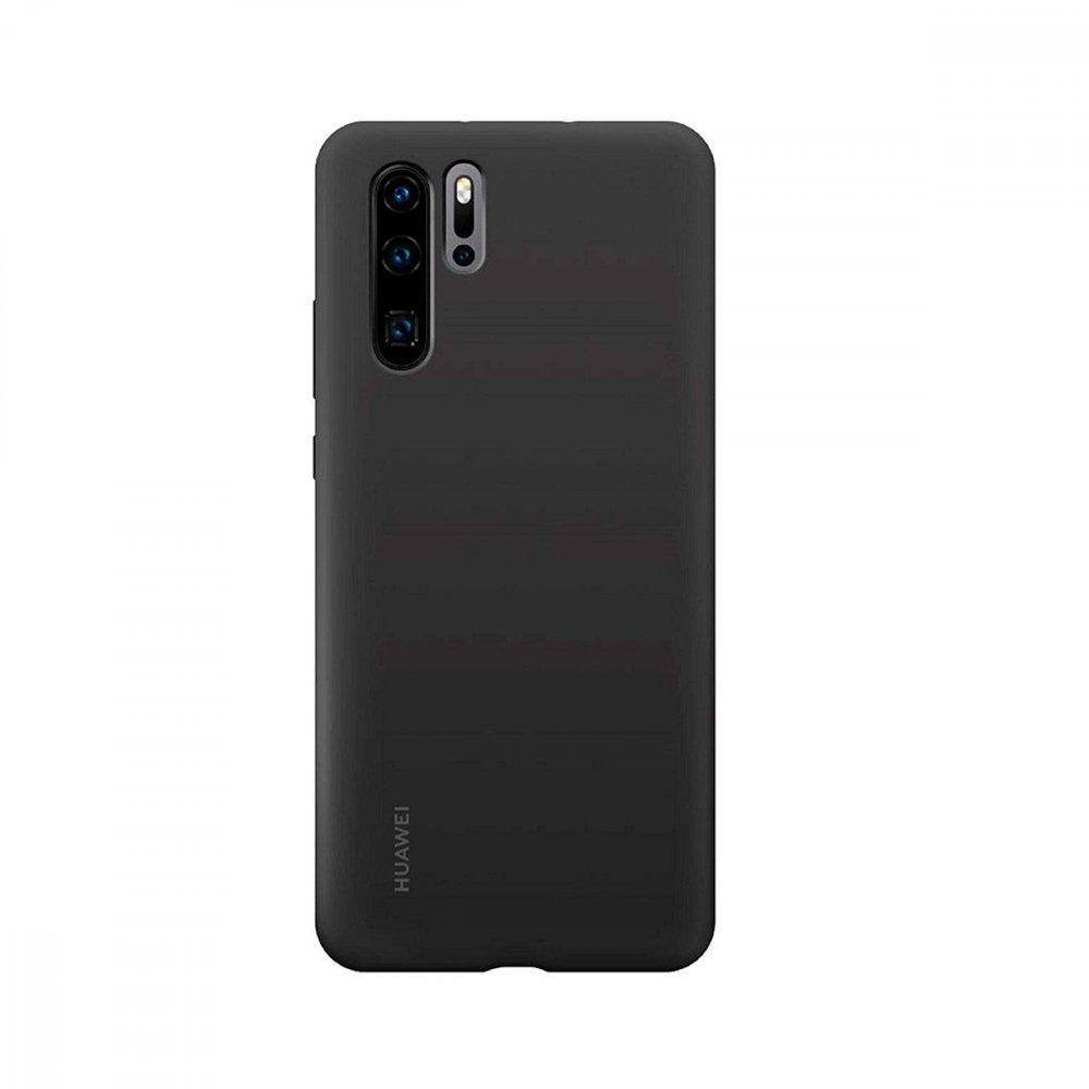 Калъф Оригинал Huawei P30 Pro Silicone Case Black