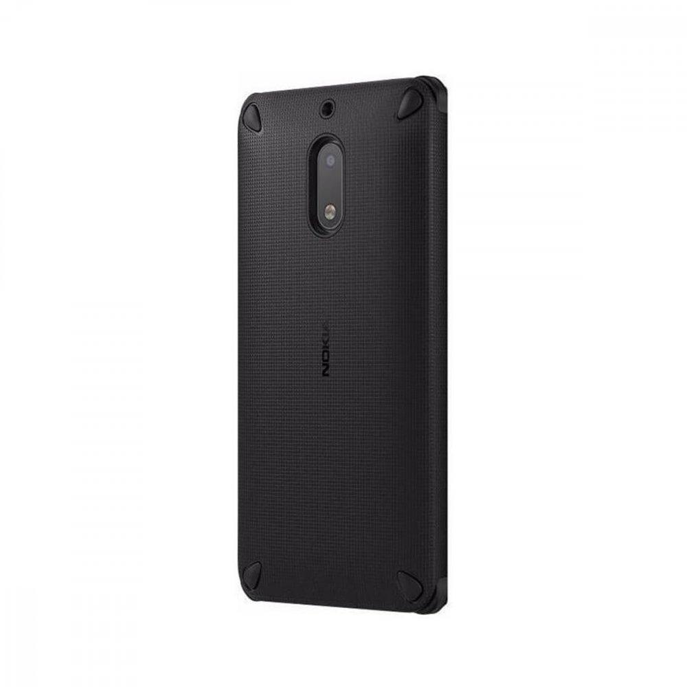 Калъф Nokia 6 Rugged Impact Case Black