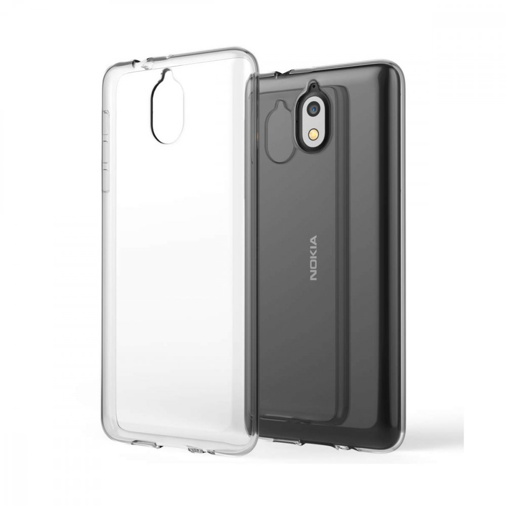 Калъф Nokia 3.1 2018 Clear Cover