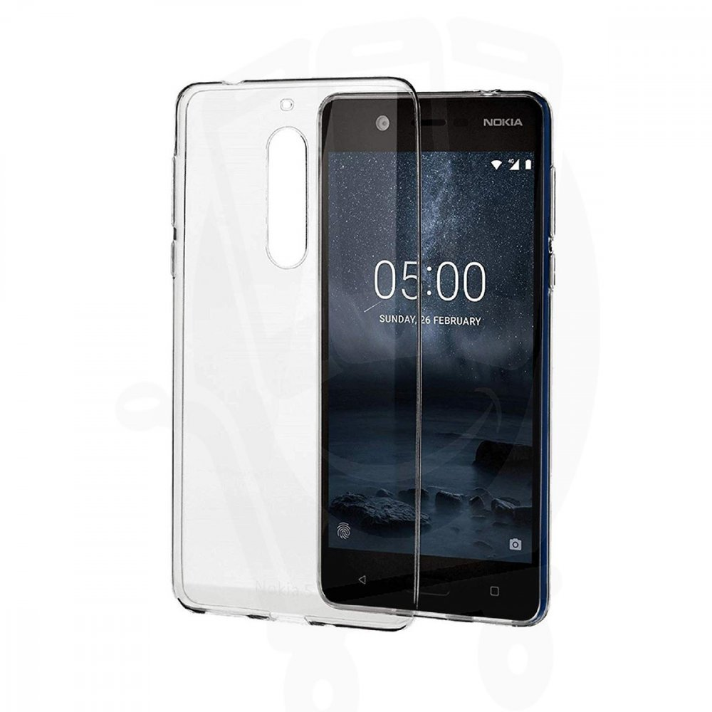 Калъф Nokia 5.1 2018 Clear Cover
